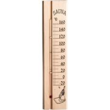Термометр для бани и сауны спиртовой «Баня»