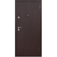 Дверь металлическая Стройгост 7-2 мет/мет/ 3 петли 860, 960 правая, левая минвата