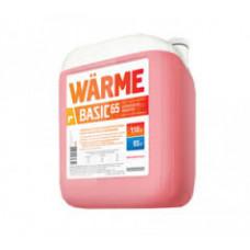 """Теплоноситель """"WARME"""" (10 кг) красный, этилегликоль, -65 С"""