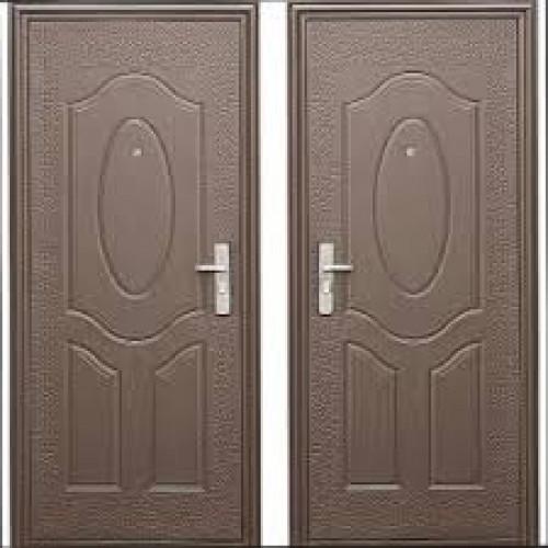 Дверь металлическая  Е40М (860 ) эконом правая, левая