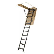 Лестница складная металлическая LMS 60*120*280 FAKRO