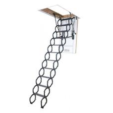 Лестница ножничная термоизоляционная LST 50*80*280 FAKRO