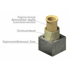 Дымоход Ecosmose Osmotec (Изостатический) двуходовой