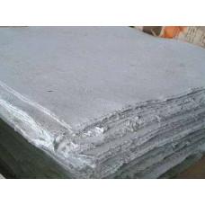 Муллитокремнеземистый картон (МКРК-500)  500*500*5 мм.