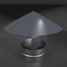 Зонт ЗМ-Р 304-0.5 D200