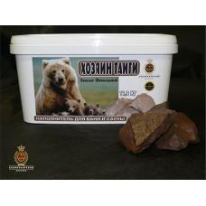 Базальт шоколадный Хозяин Тайги 14,3 кг