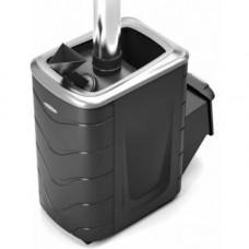Печь банная Термофор Гейзер мини Carbon ДН ЗК антрацит