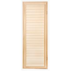 Дверь глухая из липы (1700х800)