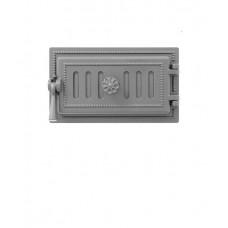 Дверка поддувальная Везувий 236 (не крашеная), герметичная