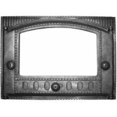 Дверка каминная Рубцовск ДТК-2С под стекло