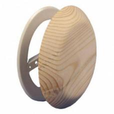 Вентиляционный клапан d100 мм (липа)