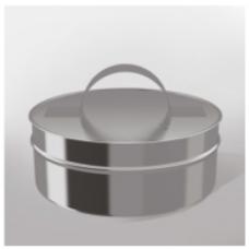 Заглушка ревизии Термо ЗРТ-Р 430-0.5 D180