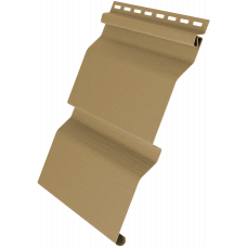 Сайдинг Amerika D4, 4 х 0,224 карамельный